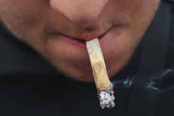 Man Lights Spliff During Court Hearing For Possession Of Cannabis Charge