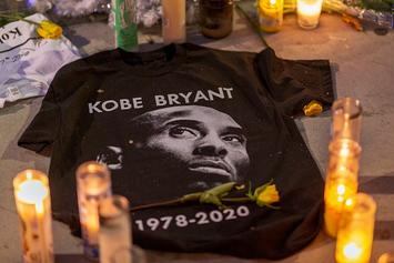 NBA Not Interested In Changing Logo To Kobe Bryant: Report