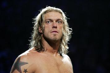 WWE Legend Edge Inks Massive 3-Year Deal: Contract Details Revealed
