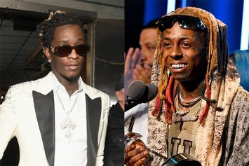 """Lil Wayne Hints That Young Thug Is Featured On """"Funeral"""" Album"""