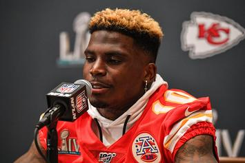 Chiefs' Tyreek Hill Wants To Try Out For Olympics After Super Bowl LIV