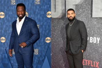 "50 Cent Says Drake Citing Him As An Influence To Sing Is ""The Coolest Sh*t In The World"""