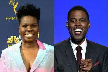 "Leslie Jones Cussed Out Chris Rock For Getting Her ""SNL"" Audition"