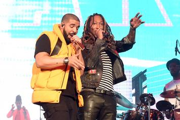 "Drake & Future Praised As Toxic Kings For New Song ""Desires"""