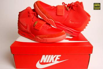 """How Kanye West's Nike Air Yeezy 2 """"Red October"""" Almost Never Released"""