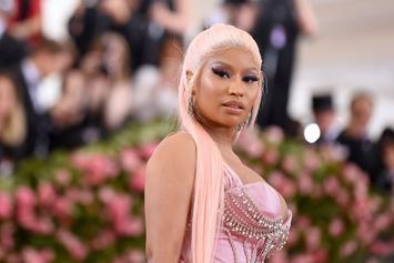 Nicki Minaj Standing Up To Applause At VMAs Is Latest Meme To Take Over Twitter