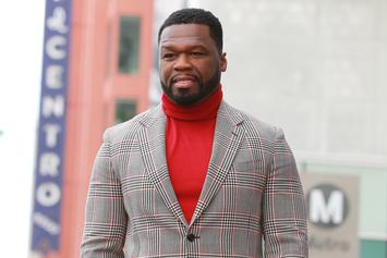 """50 Cent Wears Mask & Gloves Amid Coronavirus Outbreak: """"No Pictures For You"""""""