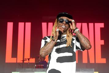 "Lil Wayne Revealed As ""The Robot"" On New Season Of ""Masked Singer"""