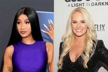 Cardi B Threatens To Dog Walk Tomi Lahren Again For Jay-Z & Beyoncé Criticism
