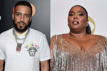 """French Montana Officially Declares Lizzo """"Wifey"""" On Instagram"""
