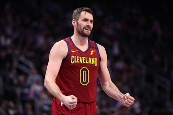 Los Angeles Clippers Interested In Kevin Love, Tristan Thompson: Report