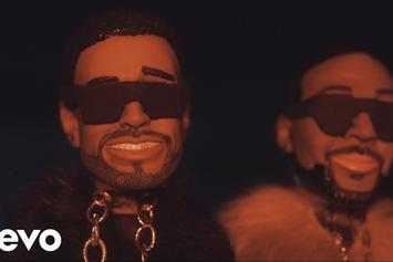 """French Montana & Juicy J Got The Elderly Lit In """"50s & 100s"""" Music Video"""
