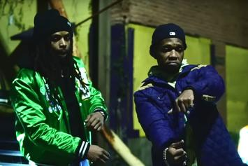 "Curren$y & T.Y. Share A Love For Cadillacs In The Video For ""Gambling Shack"""
