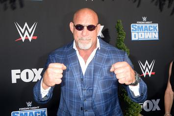 WWE Announces Goldberg's Return, Next Opponent To Be Revealed