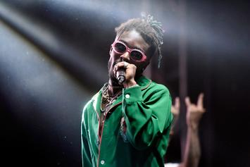 Lil Uzi Vert Says He's Not In A Good Mental Space, Debuts New Nickname