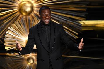 "Kevin Hart Admits He ""F*cked Up"" Oscars Hosting Gig In New Interview"