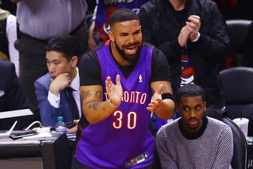 Drake, Justin Bieber, Quavo & Others Ball Out In Star-Studded Pickup Game: Watch