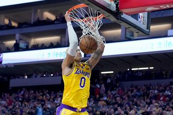 Kyle Kuzma Comments On Lakers Not Trading Him At The Deadline