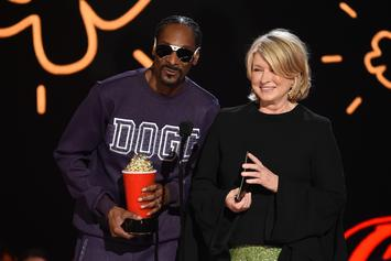 "Snoop Dogg & Martha Stewart Give Green Day Cooking Lessons On ""Ellen"""