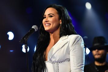 Demi Lovato & NFL Player Julian Edelman Are Just Friends Following Club Night