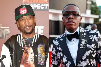 "Lord Jamar Says DaBaby's Violent Ways Are Because He's Moving On ""Muscle Memory"""
