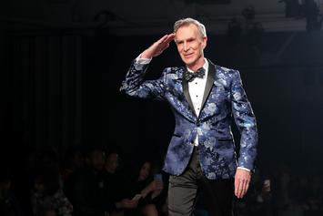"""Bill Nye Two-Steps To Lizzo's """"Juice"""" On The Runway: Watch The Video"""