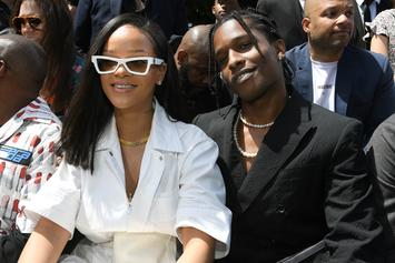 Rihanna & A$AP Rocky Party At Same Club, Raising Confusion