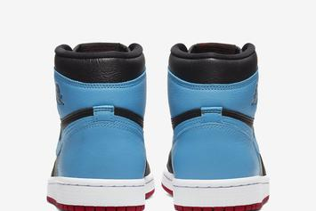 """Air Jordan 1 """"UNC To Chicago""""  To Launch Before All Star Weekend: Details"""