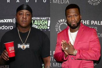 """Jadakiss Reflects On Offering 50 Cent $1Mil To Battle Rap: """"An Easy Payday"""""""