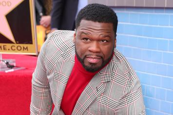 "50 Cent Trolls Taraji P. Henson After ABC's ""For Life"" Premiere"