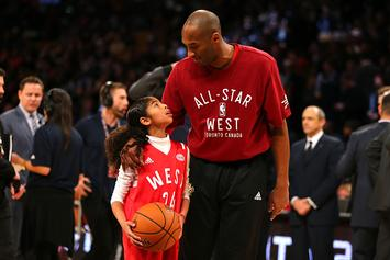 Vanessa Bryant Reveals New Name Of Kobe's Mamba Foundation
