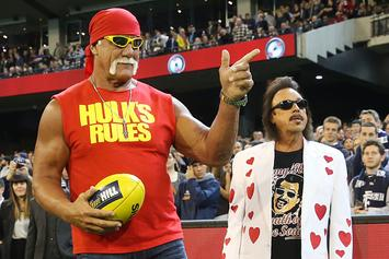 WWE Announces Hulk Hogan For Valentine's Day SmackDown Show