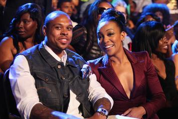 "Shannon Brown Calls Monica His ""Forever Valentine"""