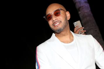 Swizz Beatz Explains Why Son Wore Skeleton Face Paint To Grammys