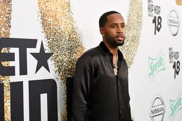 "Safaree Advises ""Young Kings"" To Stop Flexing Cash On Social Media"