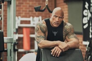 The Rock Launches New Under Armour Sneaker & Apparel Collab