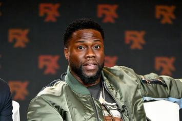 Kevin Hart Claims Legal Papers In Sex Tape Lawsuit Left On Driveway