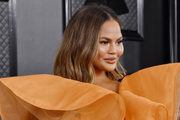 "Chrissy Teigen Gets ""Mom-Shamed"" The Most For This Reason"