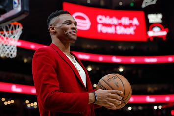 "Russell Westbrook Is Sick And Tired Of Being Painted As The ""Bad Guy"""