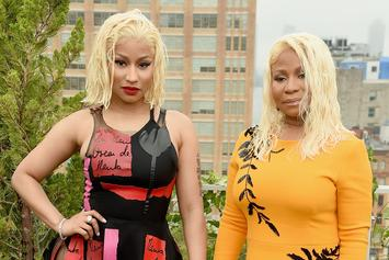 Nicki Minaj Shows Off Her Little Sister & Fans Go Wild