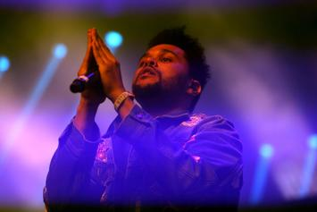 "The Weeknd Talks ""Off-And-On Relationship"" With Drugs & New Album Persona"