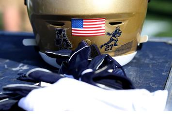 Navy Lineman David Forney Dies After Being Found Unresponsive