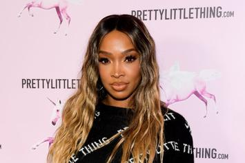 Malika Haqq Criticized For Announcing Post-Baby Cosmetic Surgery