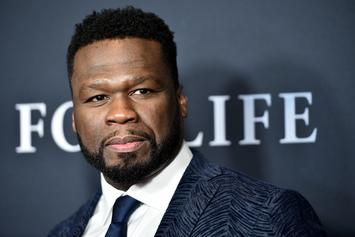 50 Cent Honors Pop Smoke With T-Shirt