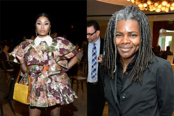 Nicki Minaj & Tracy Chapman Seeking To Settle Lawsuit