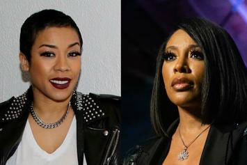 """K. Michelle Accused Of Being """"Obsessed"""" With Keyshia Cole"""