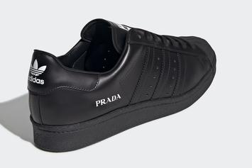 Prada x Adidas Unveil Two New Sneaker Collabs