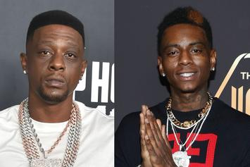 Boosie BadAzz Got Mistaken For Soulja Boy At The Mall