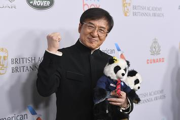 Jackie Chan Is Not Under Quarantine For Coronavirus