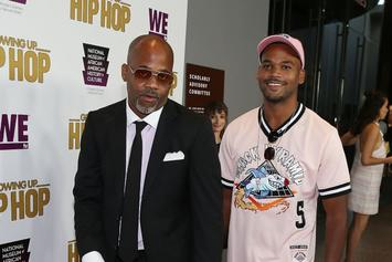 Dame Dash's Son Boogie Dash To Launch Sober Living House